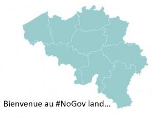 La Belgique, le pays du #nogov