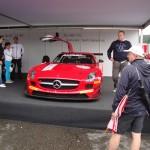 Mercedes SLS version course