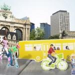 Bruxelles sans voiture