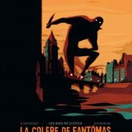Bande dessinée – La colère de Fantômas (Dargaud)