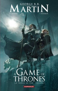 Couverture de A Game of Thrones